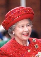 Queen Elizabeth, February 22, 1996