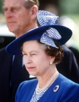 Queen Elizabeth, October 17, 1988