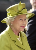 Queen Elizabeth, October 14, 2004