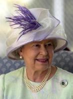 Queen Elizabeth, February 19, 2002