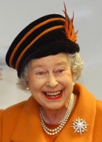 Queen Elizabeth, October 30, 2003