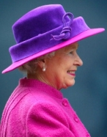 Queen Elizabeth, January 8, 2004