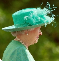 Queen Elizabeth, March 17, 2006