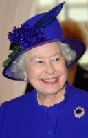Queen Elizabeth, October 24, 2006