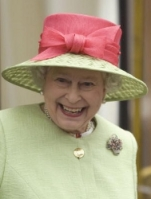 Queen Elizabeth, June 30, 2007