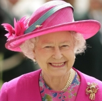 Queen Elizabeth, June 7, 2008