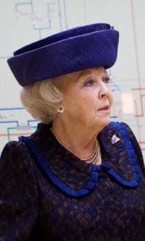 Queen Beatrix, November 22, 2011   Royal Hats