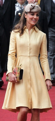 Duchess of Cambridge, July 5, 2012 in Whitely | Royal Hats