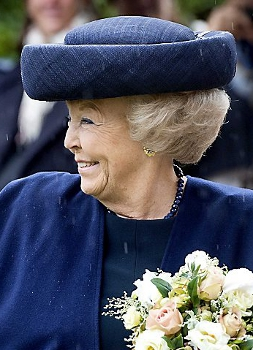 Princess Beatrix, November 7, 2013 | Royal Hats