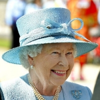 Queen Elizabeth, June 10, 2014