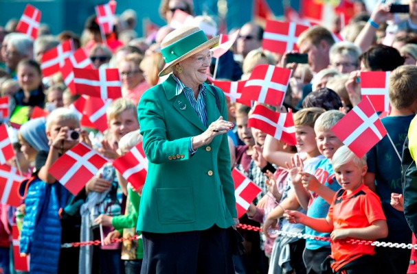 Queen Margrethe, September 1, 2014   Royal Hats