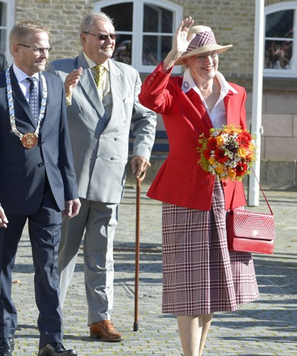 Queen Margrethe, September 4, 2014 | Royal Hats