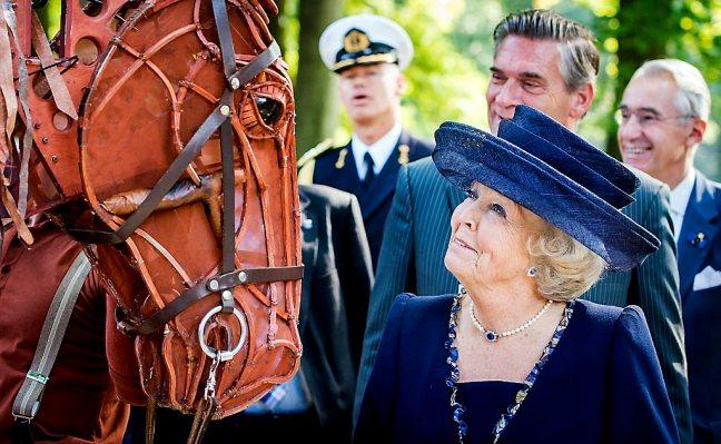 Prinsess Beatrix, September 4, 2014   Royal Hats