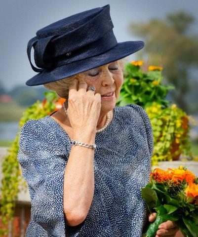 Princess Beatrix, September 5, 2014 | Royal Hats