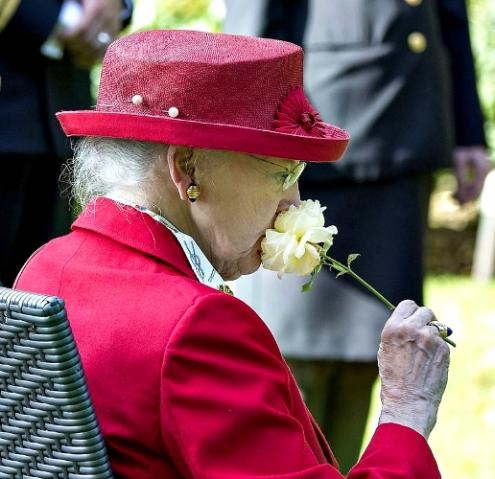 Queen Margrethe, September 5, 2014 | Royal Hats