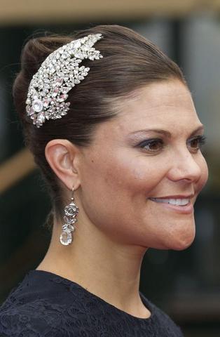 Crown Princess Victoria, September 8, 2014 | Royal Hats