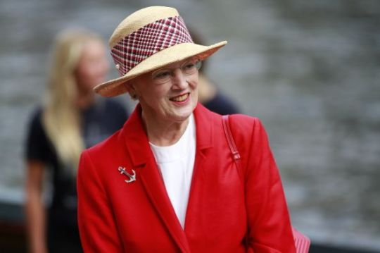 Queen Margrethe, September 9, 2014 | Royal Hats