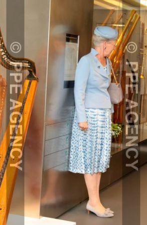Queen Margrethe, September 11, 2014 | Royal Hats
