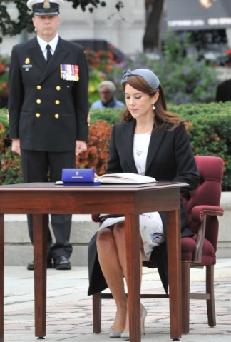 Crown Princess Mary, September 17, 2014 | Royal Hats