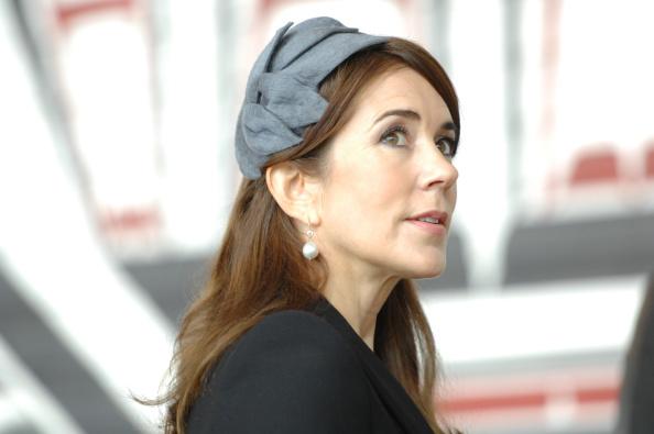 Crown Princess Mary, September 17, 2014   Royal Hats