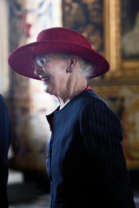 Queen Margrethe, September 17, 2014   Royal Hats