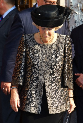 Princess Beatrix, September 20, 2014 | Royal Hats