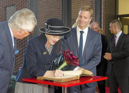 Queen Margrethe, September 23, 2014 | Royal Hats