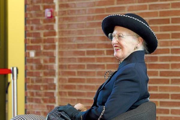Queen Margrethe, September 23, 2014 | Royal Hats