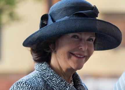 Queen Silvia, September 23, 2014 | Royal Hats