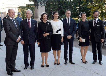 Swedish Royal Family, September 30, 2014 | Royal Hats