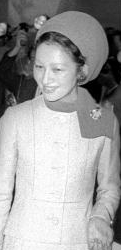 Crown Princess Michiko, May 7, 1972 | Royal Hats
