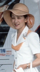 Crown Princess Michiko, September 11, 1978 | Royal Hats