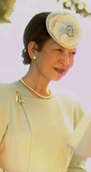 Empress Michiko, September 3, 1993| Royal Hats