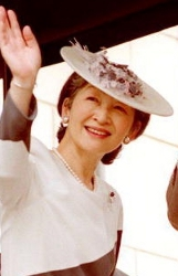 Empress Michiko, June 12, 1994 | Royal Hats