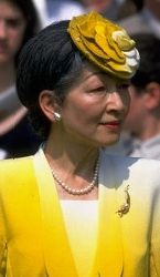 Empress Michiko, June 13, 1994 | Royal Hats