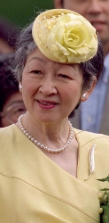 Empress Michiko, May 27, 1997 | Royal Hats