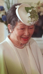 Empress Michiko, May 29, 1997 | Royal Hats