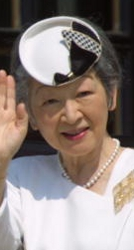 Empress Michiko, July 14, 2002 | The Royal Hats Blog