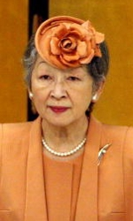 Empress Michiko, November 7, 2003| The Royal Hats Blog
