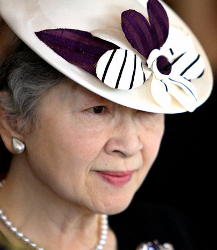 Empress Michiko, June 9, 2006| The Royal Hats Blog