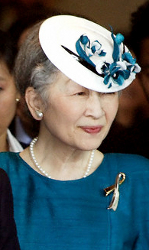 Empress Michiko, June 11, 2006| The Royal Hats Blog
