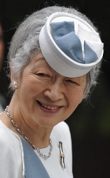 Empress Michiko, June 14, 2009 | The Royal Hats Blog