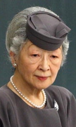 Empress Michiko, August 13, 2009 | The Royal Hats Blog