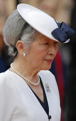 Empress Michiko, 2009 | The Royal Hats Blog