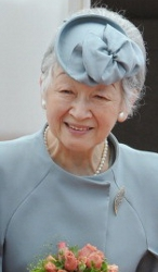 Empress Michiko, May 15, 2012 | The Royal Hats Blog