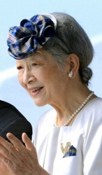 Empress Michiko, November 18, 2012 | The Royal Hats Blog