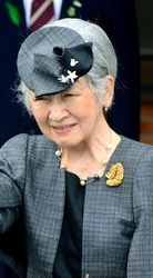 Empress Michiko, May 2013| The Royal Hats Blog