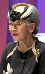 Empress Michiko, November 1, 2013| The Royal Hats Blog