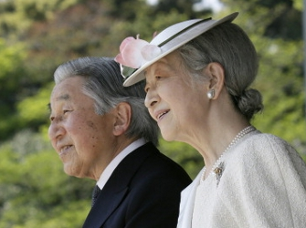 Empress Michiko, April 21, 2014| The Royal Hats Blog