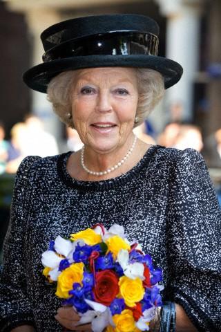 Princess Beatrix, October 3, 2014   Royal Hats